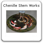 Chenille Stem Works (A.K.A. pipe cleaners) by New York Artist Devorah Sperber