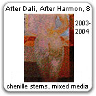 After Dali, After Harmon, by Devorah Sperber, 2003-2004 NYC
